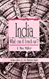 img - for India: What Can It Teach Us? book / textbook / text book