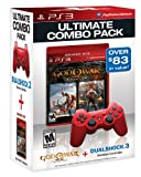 Ultimate Combo Pack: God of War Collection - Playstation 3