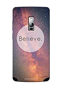 Sowing Happiness Printed Back Cover For One Plus Two:: Oneplus 2
