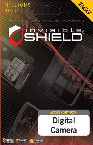 invisibleSHIELD Protective Film for Cannon PowerShot SX230 Full Body CANPSSX230LE