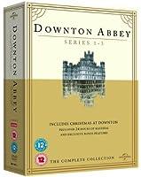 Downton Abbey - Series 1-3 / Christmas at Downton Abbey 2011 [Import anglais]