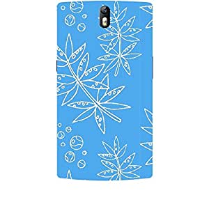 Skin4gadgets FLORAL Pattern 46 Phone Skin for ONE PLUS ONE