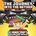 The Journey into the Nether: An Adventure Novel Based on Minecraft: Part 3 Audiobook by  Innovate Media Narrated by Jonathan Stoney