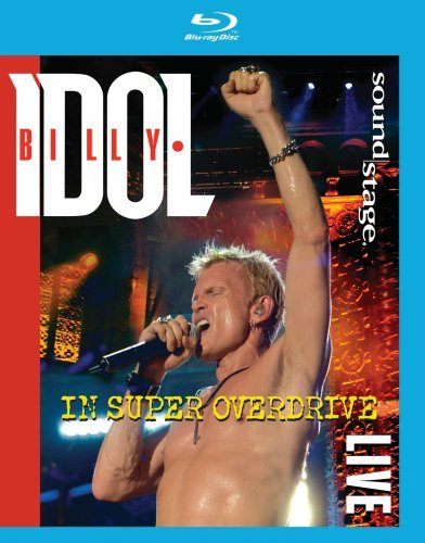 Cover art for  In Super Overdrive Live BLU RAY [Blu-ray]