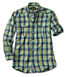 51tMJrZLirL. SL160  Swan Valley Plaid Cowboy Shirt