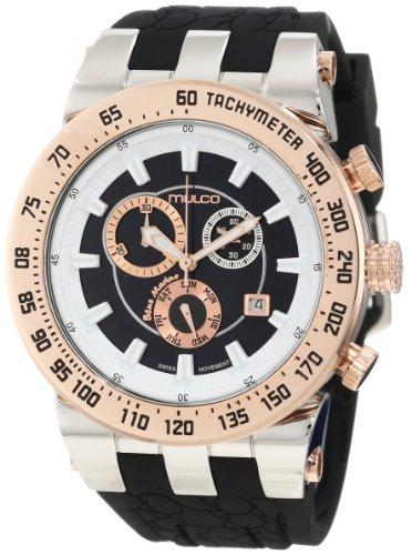 Mulco Unisex MW5-93503-023 Bluemarine Chronograph Swiss Movement Watch