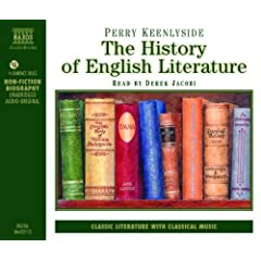 The History of English Literature (Naxos AudioBooks Histories series)