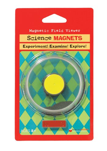 Dowling Magnets DO-731021 Magnetic Field Viewer New