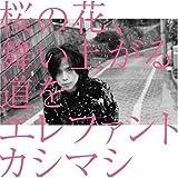 桜の花、舞い上がる道を(初回盤A)(DVD付)