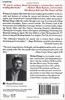 writing screenplays that sell by michael hauge free download Michael hauge is a story and script consultant, author, and lecturer who works  with writers and filmmakers on their screenplays,  from wikipedia, the free  encyclopedia  he published in 1991 his book writing screenplays that sell,  and in 2011 he published his  create a book download as pdf printable  version.