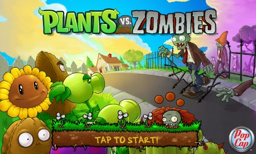Plants vs Zombie Kindle Fire Edition Latest v1.1