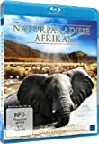 Image de Naturparadiese Afrikas [Blu-ray] [Import allemand]