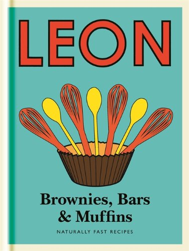 Little Leon: Brownies, Bars & Muffins: Naturally Fast Recipes (Leon Minis) front-60239