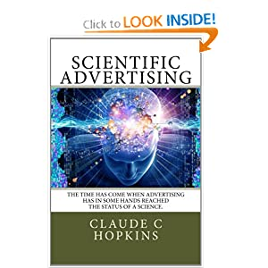 Scientific Advertising by Claude C Hopkins