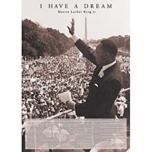 buy i have a dream speech The historic march on washington for jobs and freedom on this day in 1963 was where the rev martin luther king jr delivered his i have a dream speech at the.
