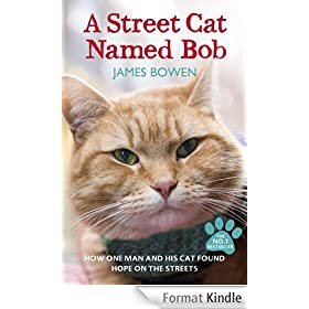 A Street Cat Named Bob (English Edition)