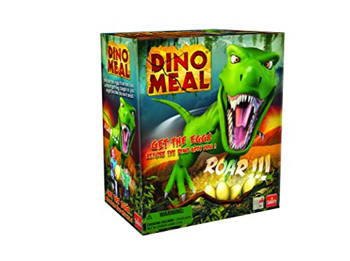 Dino Meal -- The Steal the Eggs Before the Dinosaur Lunges Game