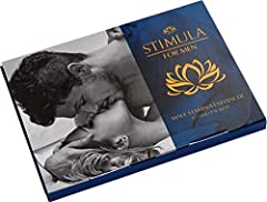Stimula for Men Premature Ejaculation Water-based Sexual Lubricant