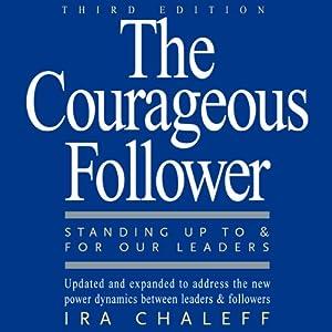 The Courageous Follower Audiobook