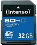 Intenso 3401480 Carte SD 32 Go Classe 4