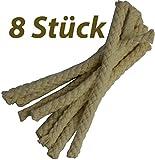 Dochte - Ersatzdochte für Bambusfackeln