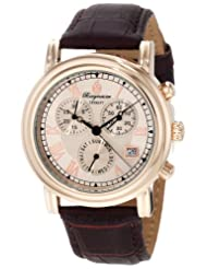 Burgmeister Women's BM124-395 Chronos Chronograph Watch
