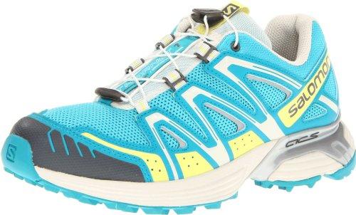 check out f6c50 4e9c5 Salomon Women s XT Hornet Trail Running Shoe Dark Azure Blue Amazonite Blue  Light Grey 7 M US