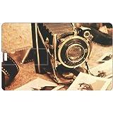 Design Worlds Design Credit Card 16 GB Pen Drive Multicolor - B01GL27WMY