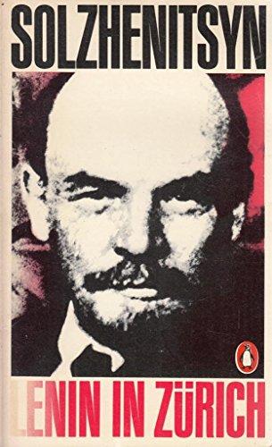 Lenin in Zurich