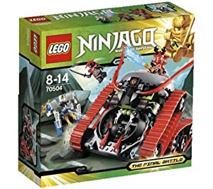 LEGO Ninjago - Playthemes - Garmatron - 70504