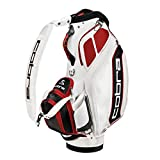 Cobra 2014 BiO Staff Golf Bag White/Barbados Red