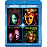 Hellraiser: Bloodline / Hellraiser: Inferno / Hellraiser: Hellseeker / Hellraiser: Hellworld (Multi-Feature) [Blu-ray]