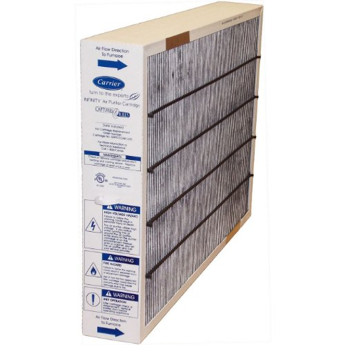 1 X Genuine Bryant/Carrier MERV 15 Evolution/Infinity Air Filter 16x25 (16 Air Cleaner compare prices)