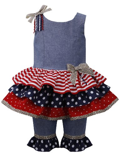Patriotic Baby Clothes front-345234