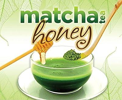 Matcha Tee Honig - multi-Nährstoff-drink und elixier der Gesundheit von Honey Herbs bei Gewürze Shop