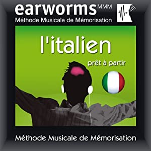 Earworms MMM - l'Italien Audiobook