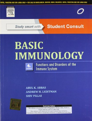 Basic Immunology: Functions and Disorders of the Immune System with Student Consult Online Access