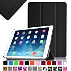 Fintie iPad Air Case - SmartShell Case for Apple iPad Air (iPad 5), Ultra Slim Lightweight Stand (with Smart Cover Auto Wake / Sleep) - Black