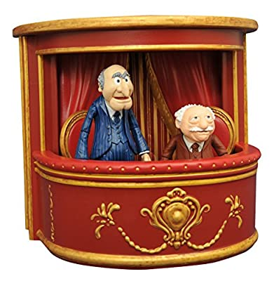 Diamond Select Toys The Muppets: Statler & Waldorf Select Action Figure (2 Pack)
