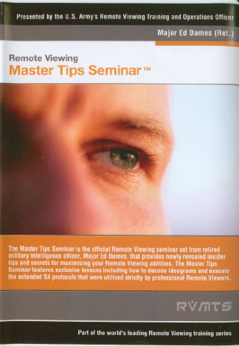 Remote Viewing Master Tips Seminar