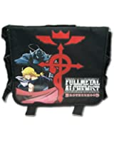 FullMetal Alchemist Brotherhood Elric Brothers Messenger Bag