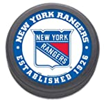 New York Rangers Collectors Puck with...