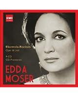 Edda Moser - Electrola Recitals Oper & Lied