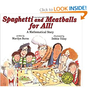 Spaghetti and Meatballs for All! (Marilyn Burns Brainy Day Books)