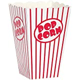 "Popcorn Boxes 6""X4.25""X4.25"" 10/Pkg-"