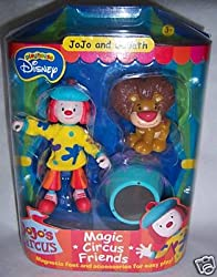 Disney Playhouse JoJo's Circus Magic Circus Friends JoJo and Goliath