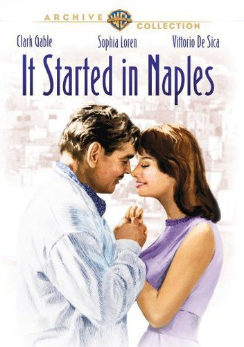 IT STARTED IN NAPLES