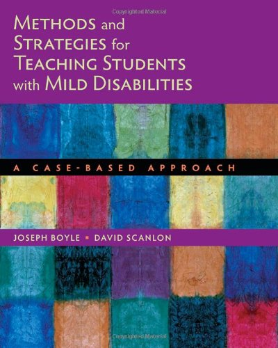 Methods and Strategies for Teaching Students with Mild...