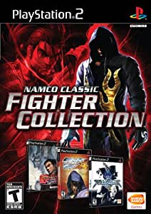 Namco Classic Fighter Collection - PlayStation 2