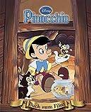 Image de Pinocchio: Das Buch zum Film mit magischem 3D-Cover